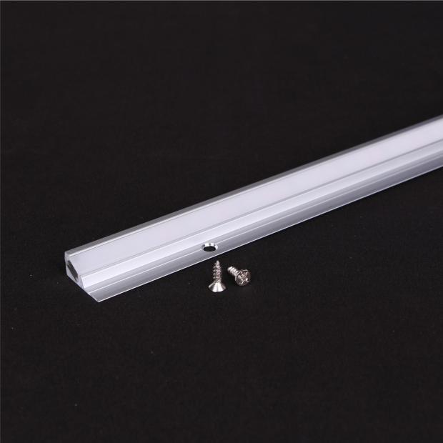 M20:超薄前置明装斜照线条灯