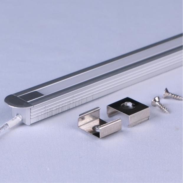 X11:嵌入式垂直发光线条灯